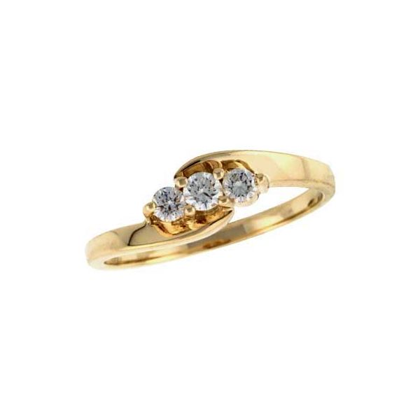 14KT Gold Ladies Diamond Ring Clater Jewelers Louisville, KY