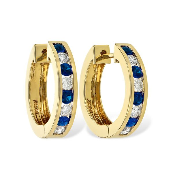 14KT Gold Earrings Clater Jewelers Louisville, KY