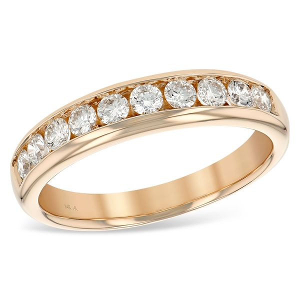 14KT Gold Ladies Wedding Ring Arnold's Jewelry and Gifts Logansport, IN