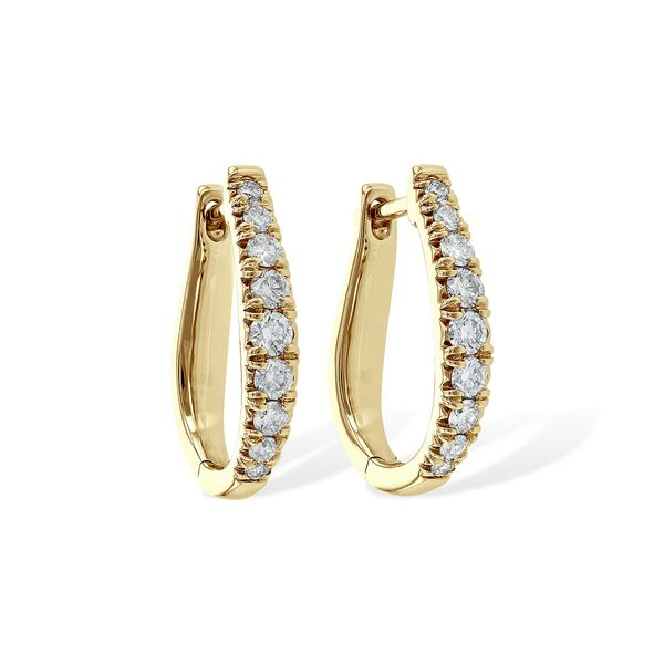 14KT Gold Earrings Engelbert's Jewelers, Inc. Rome, NY