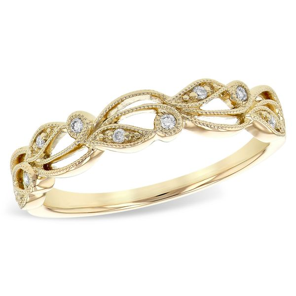 14KT Gold Ladies Wedding Ring Arthur's Jewelry Bedford, VA