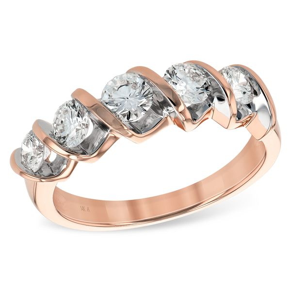 14KT Gold Ladies Wedding Ring Mitchell's Jewelry Norman, OK