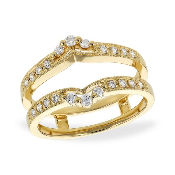 14KT Gold Ladies Wrap/Guard Curry's Jewellers Grande Prairie, AB