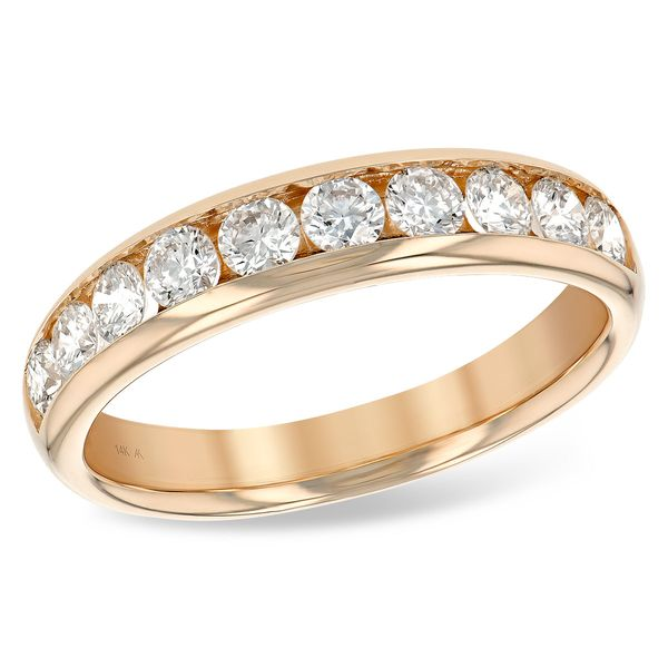 14KT Gold Ladies Wedding Ring Miller's Fine Jewelers Moses Lake, WA
