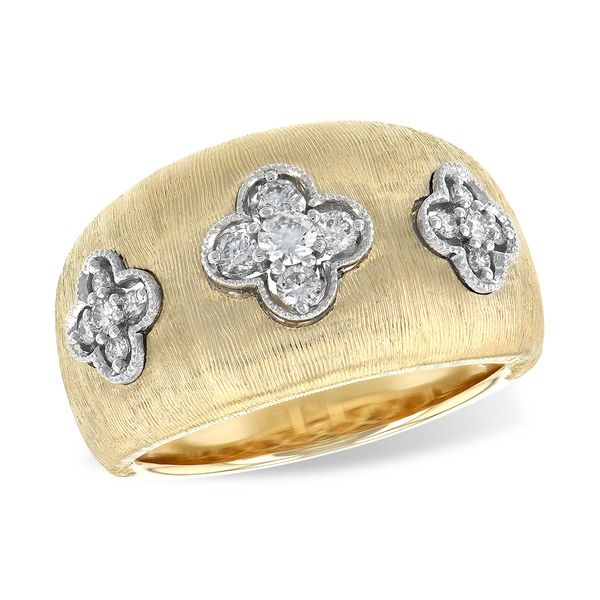 14KT Gold Ladies Diamond Ring Baker's Fine Jewelry Bryant, AR