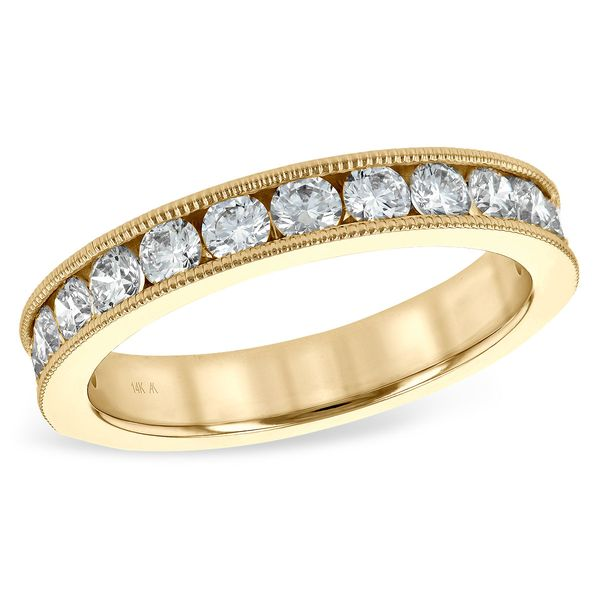 14KT Gold Ladies Wedding Ring Diamond Shop Ada, OK