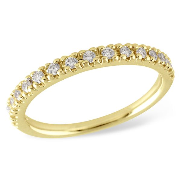 14KT Gold Ladies Wrap/Guard The Stone Jewelers Boone, NC
