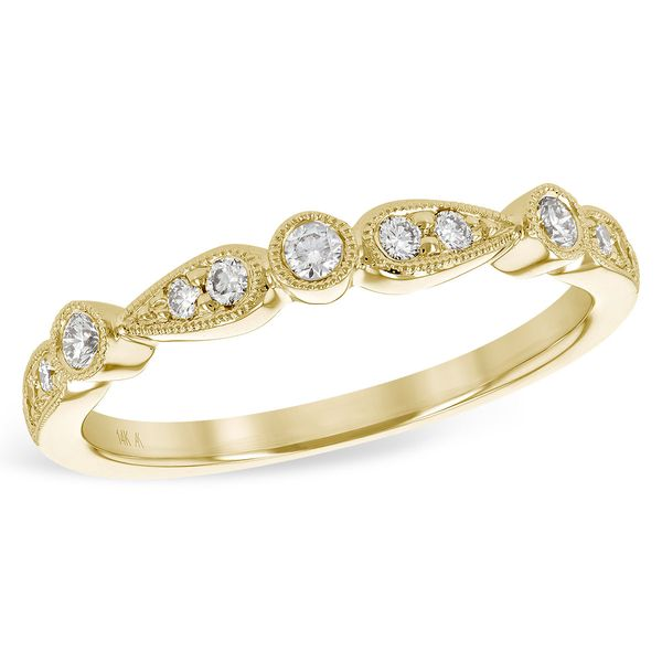 14KT Gold Ladies Wedding Ring Engelbert's Jewelers, Inc. Rome, NY