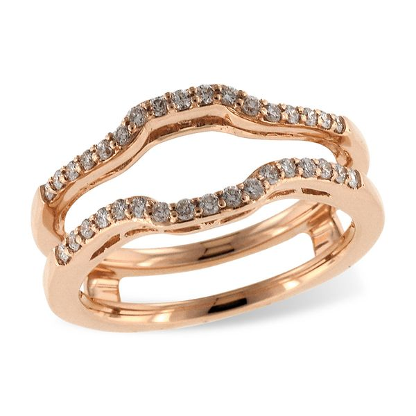 14KT Gold Ladies Wrap/Guard Clater Jewelers Louisville, KY