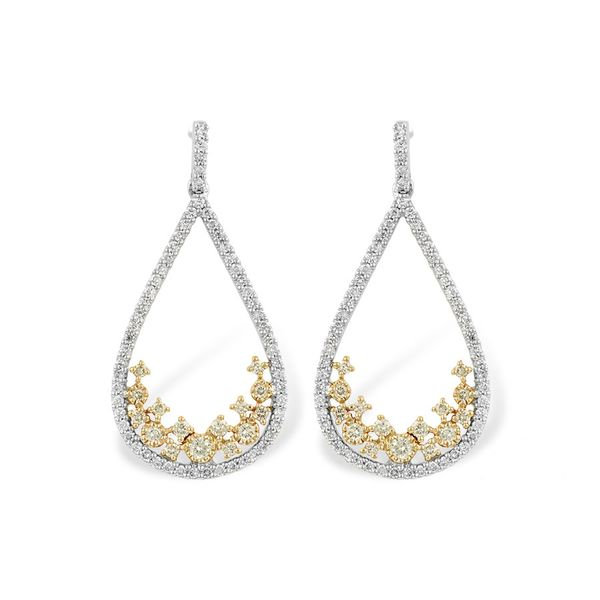 14KT Gold Earrings I. M. Jewelers Homestead, FL