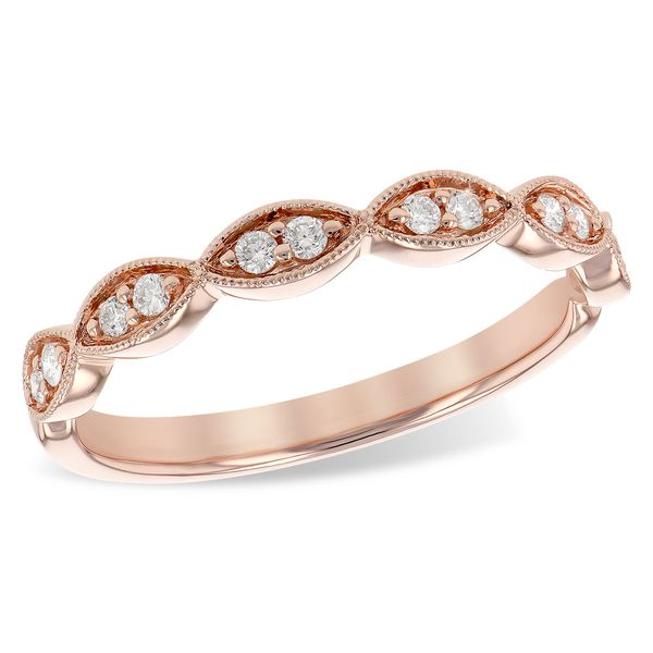 14KT Gold Ladies Wedding Ring Arezzo Jewelers Chicago, IL