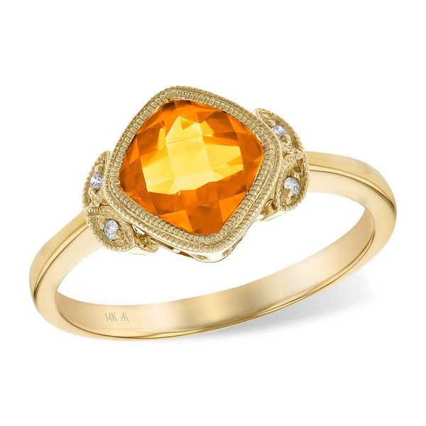 14KT Gold Ladies Diamond Ring I. M. Jewelers Homestead, FL