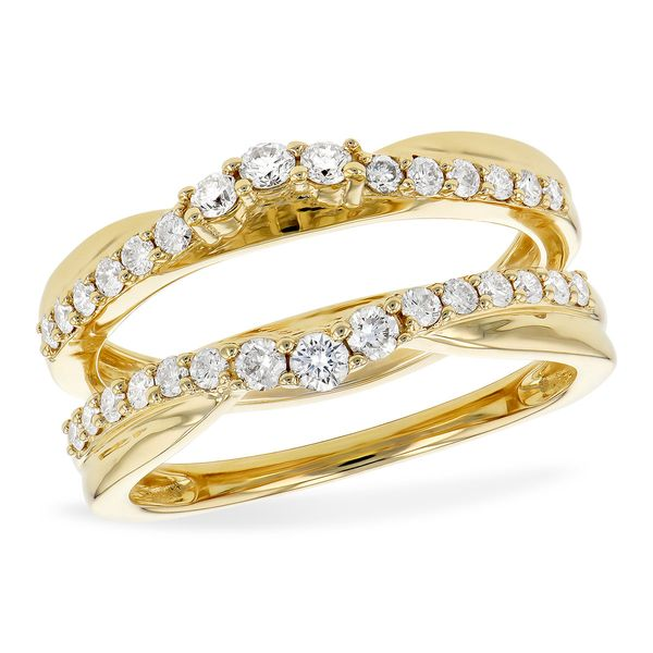 14KT Gold Ladies Wrap/Guard Diamond Shop Ada, OK