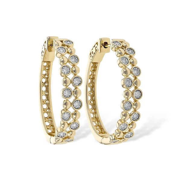 14KT Gold Earrings Diamond Shop Ada, OK