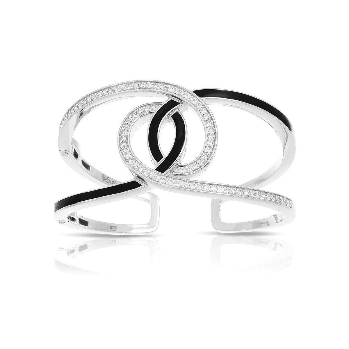 Evermore Bangle by Belle Etoile