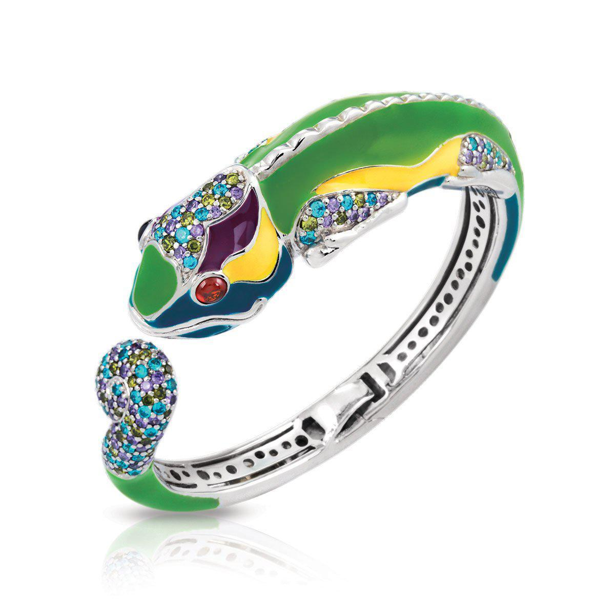 Chameleon Bangle by Belle Etoile