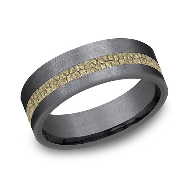 Ammara Stone Comfort-fit Design Ring Lake Oswego Jewelers Lake Oswego, OR