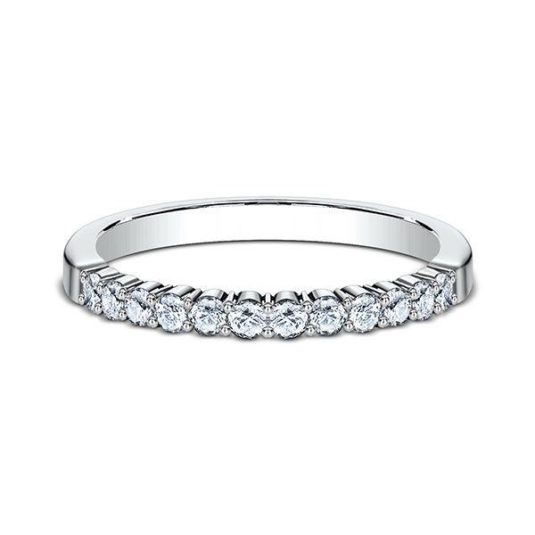 Wedding Bands - Diamond Wedding Ring - image #3