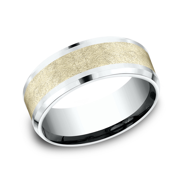 Ammara Stone Comfort-fit Design Ring Confer's Jewelers Bellefonte, PA
