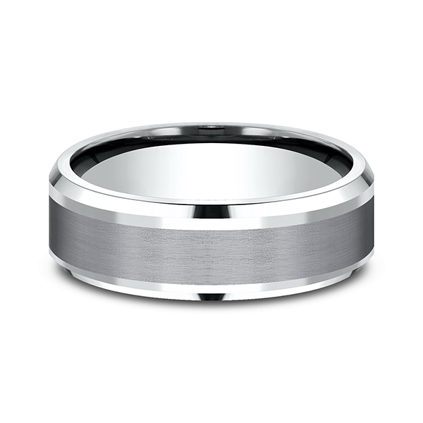 Ammara Stone Comfort-fit Design Ring Image 3 Lake Oswego Jewelers Lake Oswego, OR
