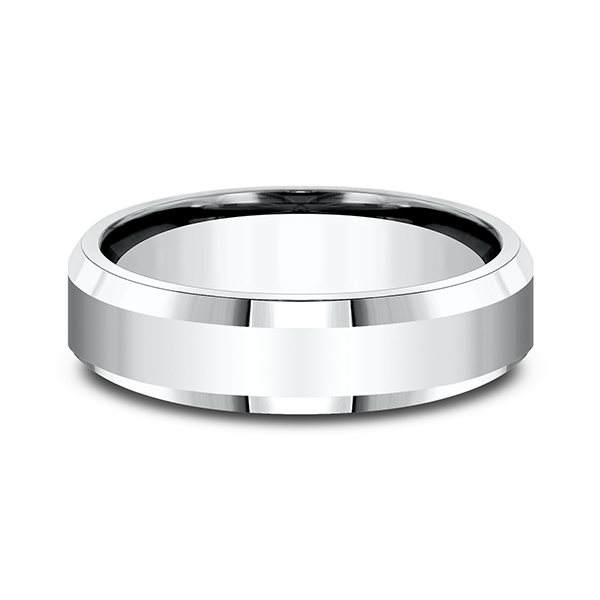 Mens Bands - Comfort-Fit Design Ring