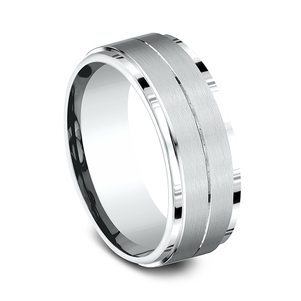 Men's Wedding Bands - Browse our Wedding Ring Collection Online or Visit our Sausalito Showroom. - image #2