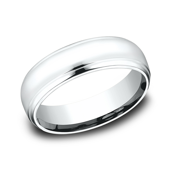 Benchmark Comfort Fit Design Wedding Band Cf71654018kw11 Couch S Jewelers Anniston Al