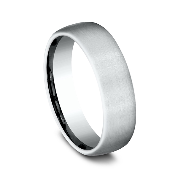 Comfort-Fit Design Wedding Ring Image 2 Confer's Jewelers Bellefonte, PA