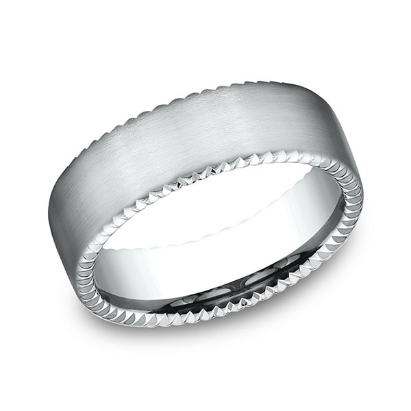Comfort-Fit Design Wedding Band Jones Jeweler Celina, OH