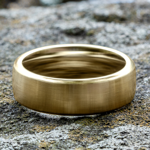 Comfort-Fit Design Wedding Band Image 4 Lake Oswego Jewelers Lake Oswego, OR