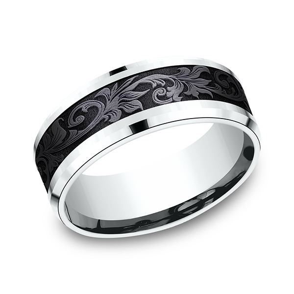 Ammara Stone Comfort-fit Design Ring Mark Allen Jewelers Santa Rosa, CA