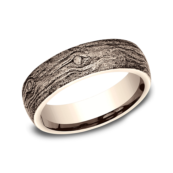 Comfort-Fit Design Wedding Band Carter's Jewelry, Inc. Petal, MS