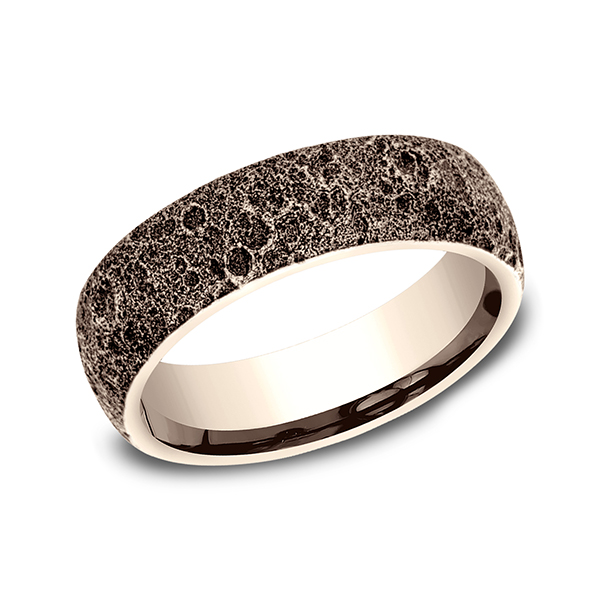 Comfort-Fit Design Wedding Band Lake Oswego Jewelers Lake Oswego, OR