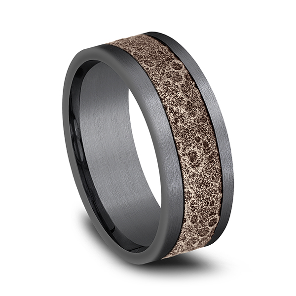 Ammara Stone Comfort-fit Design Wedding Band Image 2 Lake Oswego Jewelers Lake Oswego, OR