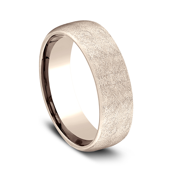 Comfort-Fit Design Wedding Band Image 2 Cowardin's Jewelers Richmond, VA