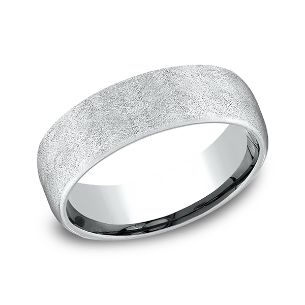 Comfort-Fit Design Wedding Band Cowardin's Jewelers Richmond, VA
