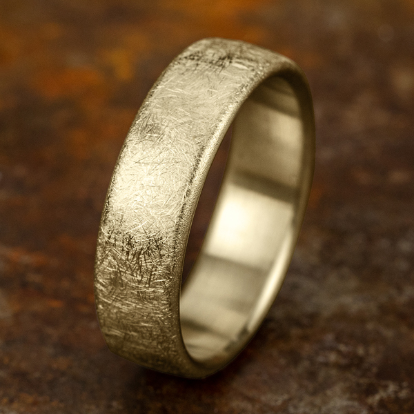 Comfort-Fit Design Wedding Band Image 4 H. Brandt Jewelers Natick, MA