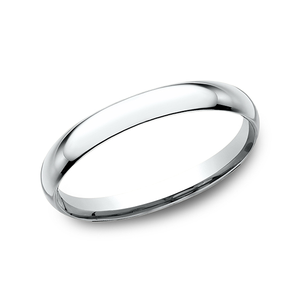 Standard Comfort-Fit Wedding Ring by Benchmark