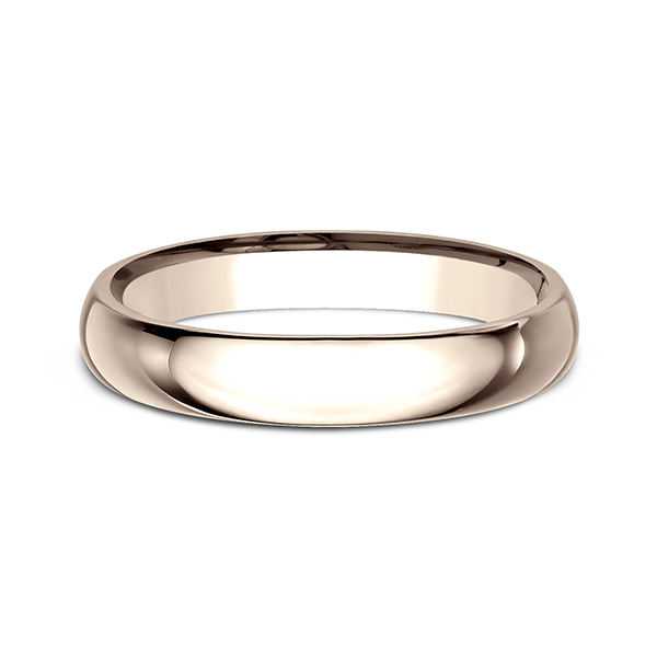 Standard Comfort-Fit Wedding Ring Image 3  ,
