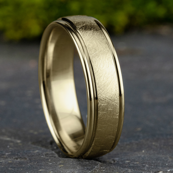 Comfort-Fit Design Wedding Ring Image 4 Confer's Jewelers Bellefonte, PA