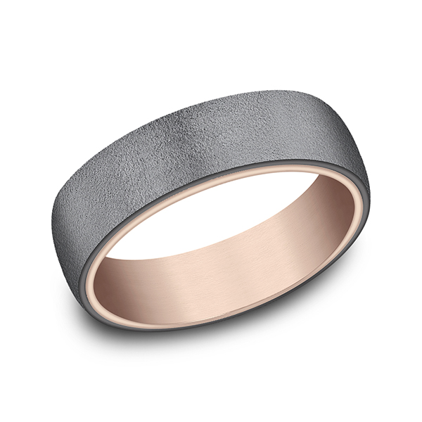 Ammara Stone Comfort-fit Design Wedding Ring Confer's Jewelers Bellefonte, PA