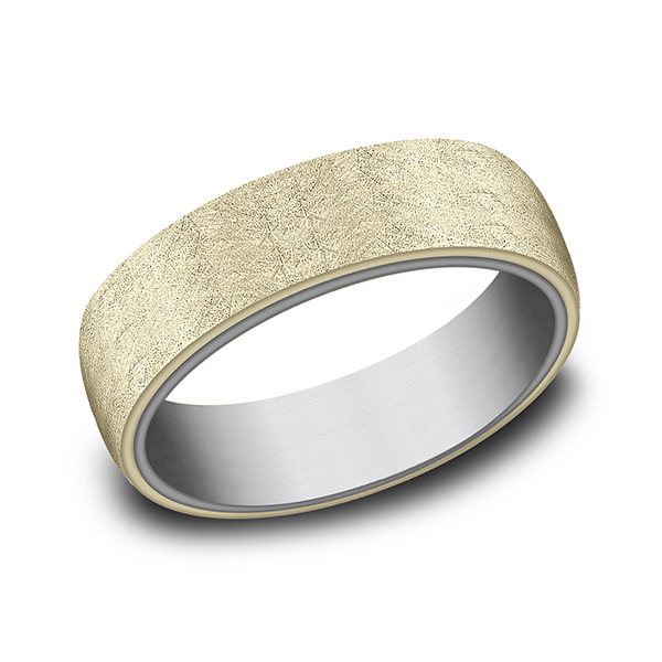 Ammara Stone Comfort-fit Design Wedding Ring Mark Allen Jewelers Santa Rosa, CA