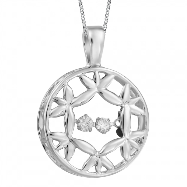 10k White Gold Pendant Curry's Jewellers Grande Prairie, AB