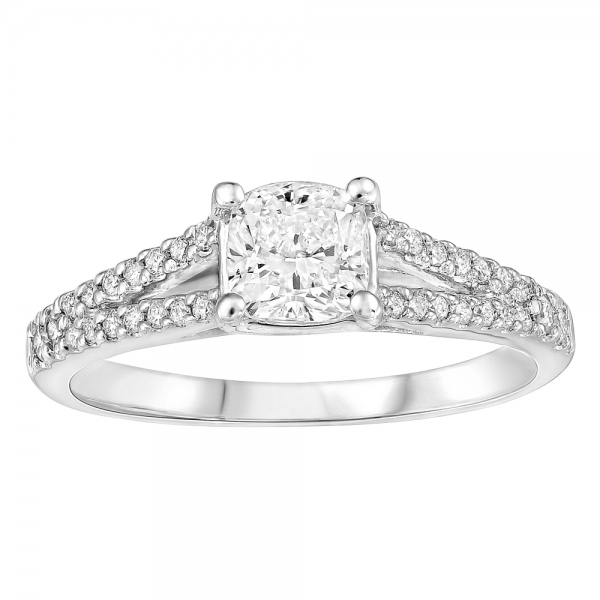 14k White Gold Engagement Ring Curry's Jewellers Grande Prairie, AB