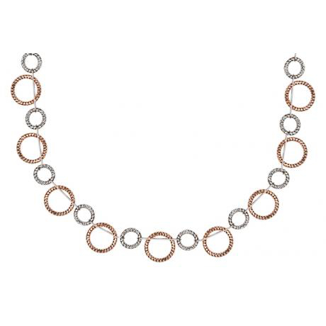 Zig Zag  Necklace by Frederic Duclos
