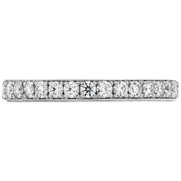 Ladies Diamond Wedding Rings - 0.35 ctw. Beloved Band to match Open Gallery in Platinum