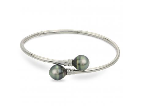 Sterling Silver Tahitian Pearl Bracelet The Jewelry Source El Segundo, CA