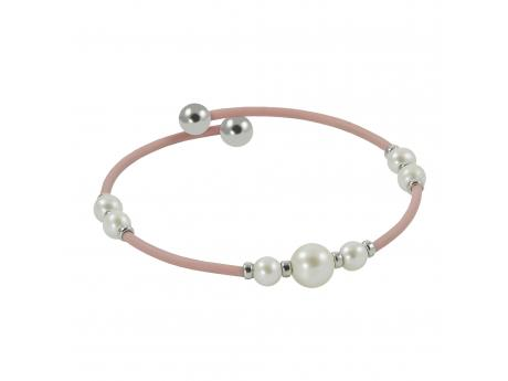 Sterling Silver Freshwater Pearl Bracelet by Imperial Pearls