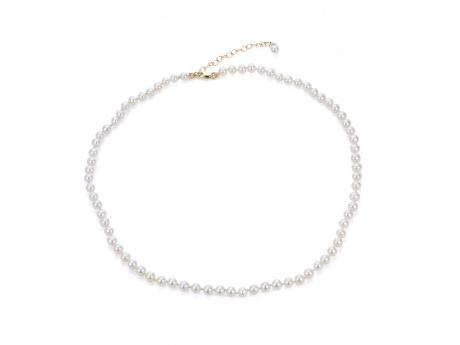 14K Yellow Gold Freshwater Pearl Necklace Bijoux Fine Jewelers Sulphur, LA