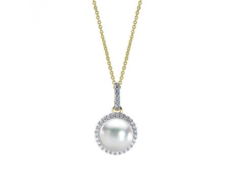 Freshwater Pearl Pendant by Imperial Pearls